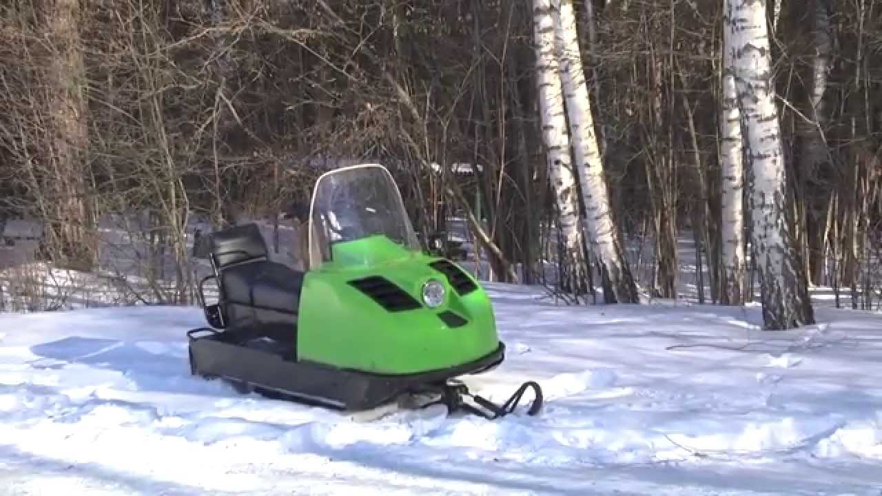 Контрафактный коленчатый вал от снегохода «Буран» - YouTube