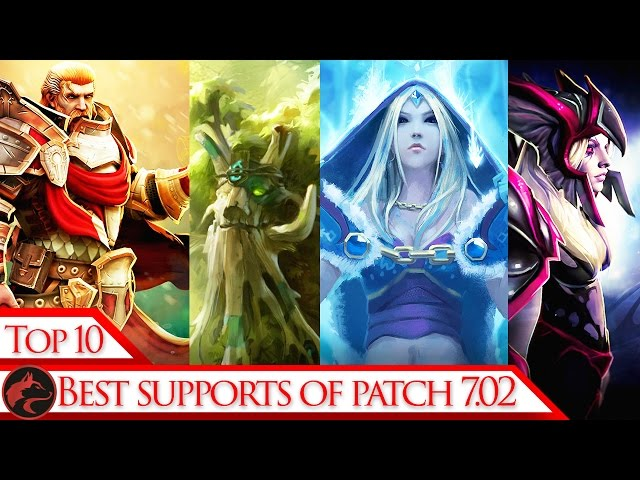 Best supports of patch 7.02 - A dota 2 Meta update