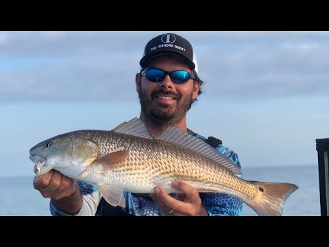 **Steinhatchee Fishing Report**  4/25/20