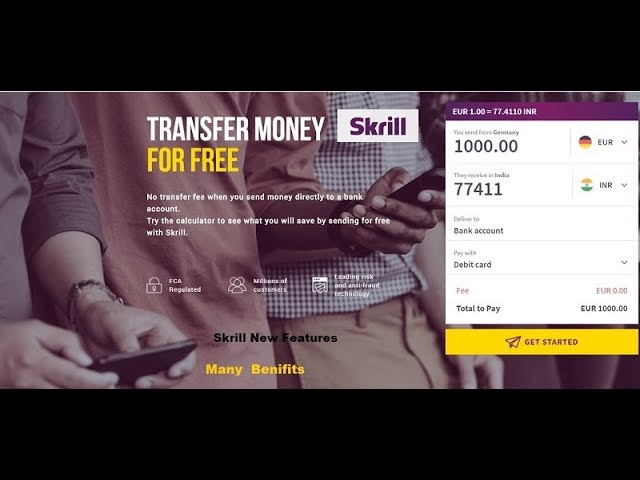 Skrill Kay new Features Ap Ki kaisay madad kar saktay hai? A New Version Of Skrill...