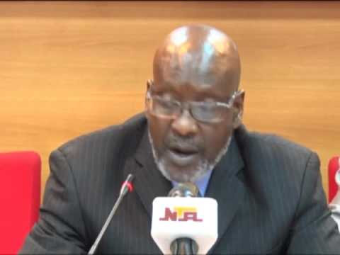 ECOWAS Court Of Justice Press Briefing to Herald.