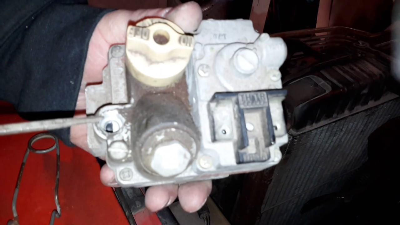 How To Furnace Pilot Light Adjust And Find Adj
