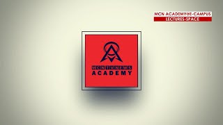 MCN ACADEMY @ E-CAMPUS (LECTURES - SPACE) 19SEP2021