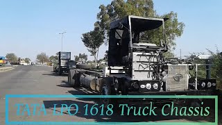 Factory Fresh Tata Lpo 1618T Chassis