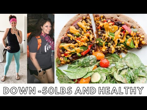 WHAT I EAT IN A DAY - Vegan Weight Loss   Plant Based, Starch Solution Meals