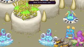 Song fade (my singing monsters)