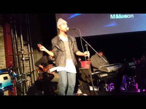 Durand Bernarr Bag Lady Remix @ The Soul Spot 123015