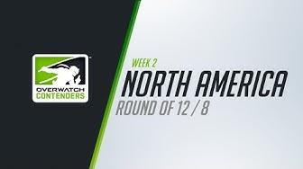 Contenders North America | S1 Regular Season 2020 | Week 2 | RO 12 / 8