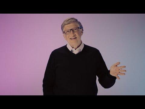 Bill Gates explains how vaccines work