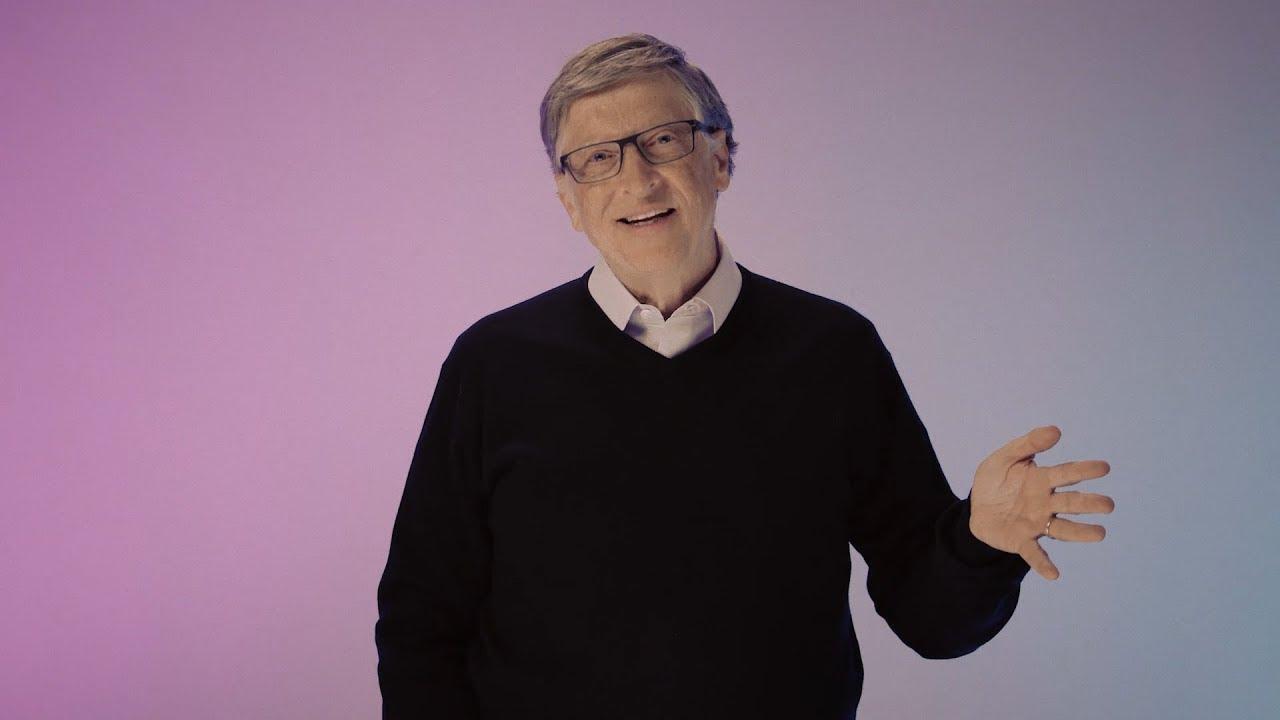 Bill Gates Technologist and Philanthropist