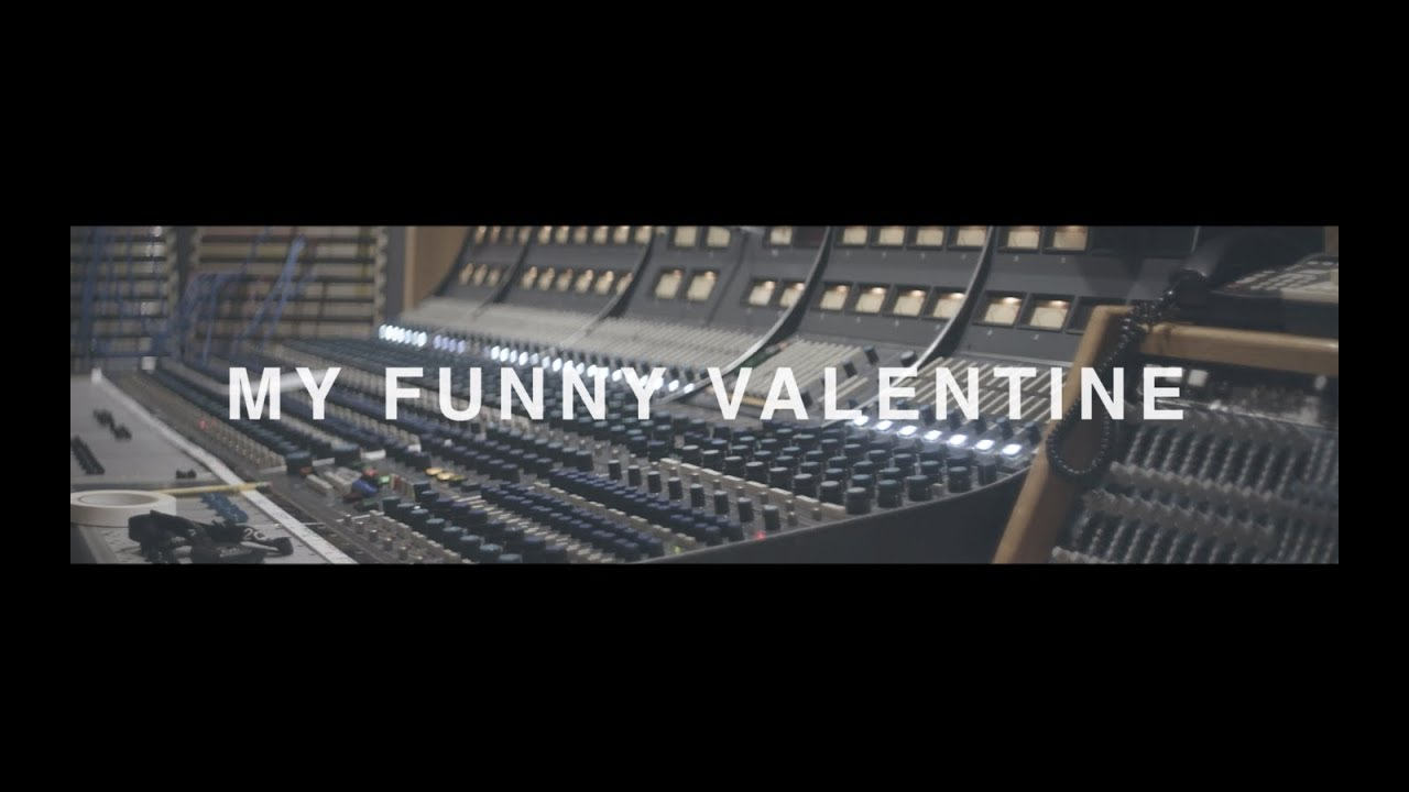 Jonathan Dely    My Funny Valentine (Official Music Video)