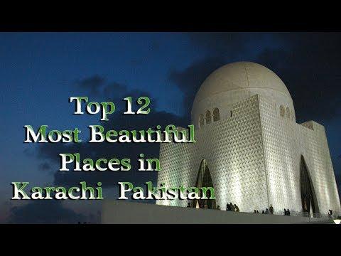 Top 12 most beautiful places in Karachi, Pakistan