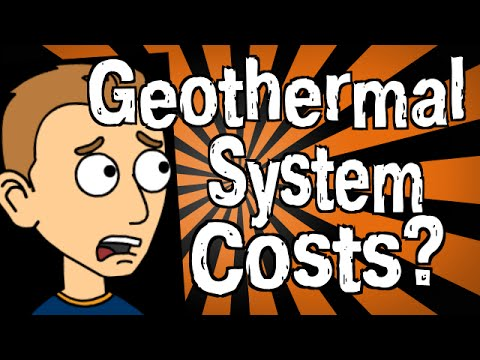 How Much Does a Geothermal System Cost?
