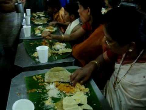 Delanthabettu Shreyas Upanayana at Bhadravathi March 13,2009 (31).MOV