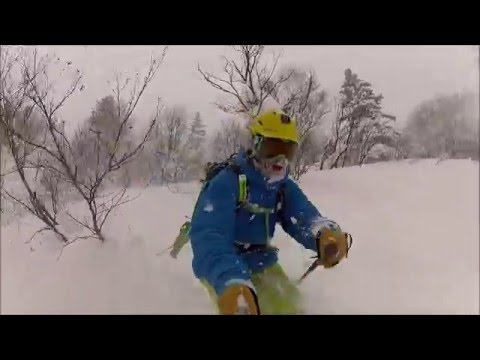 Japan Backcountry Ski Road Trip '16