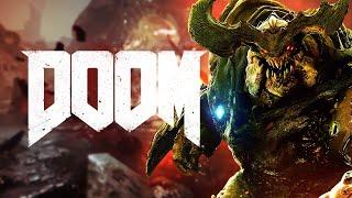 DOOM - Релизный трейлер на русском (Невероятный эпик!) 1080p60fps