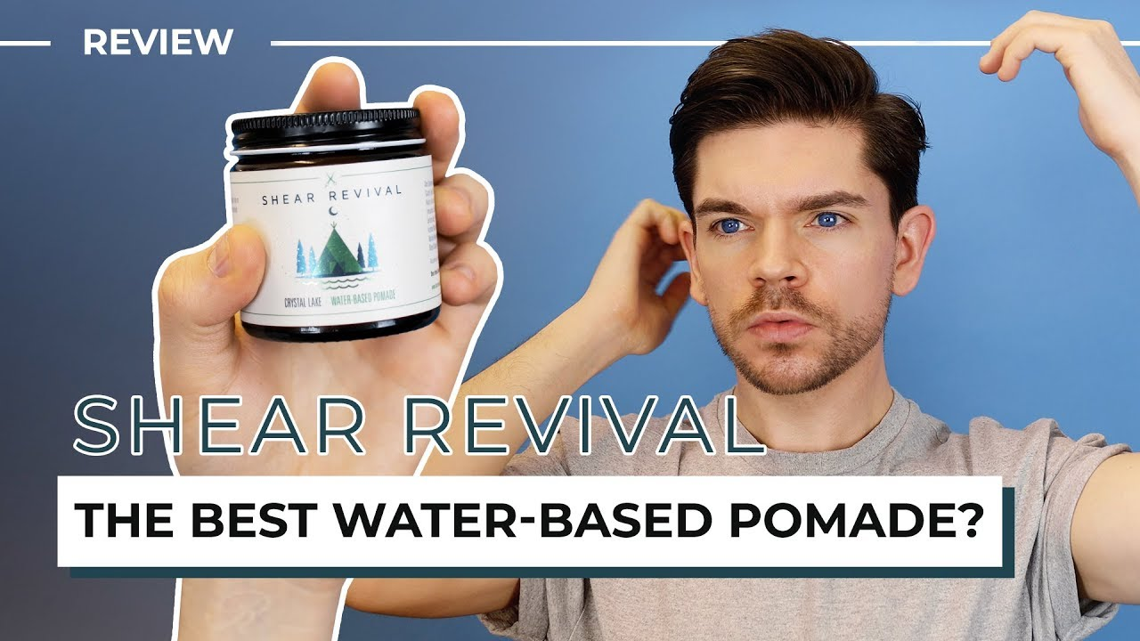 Crystal Lake Styling Pomade – SHEAR REVIVAL