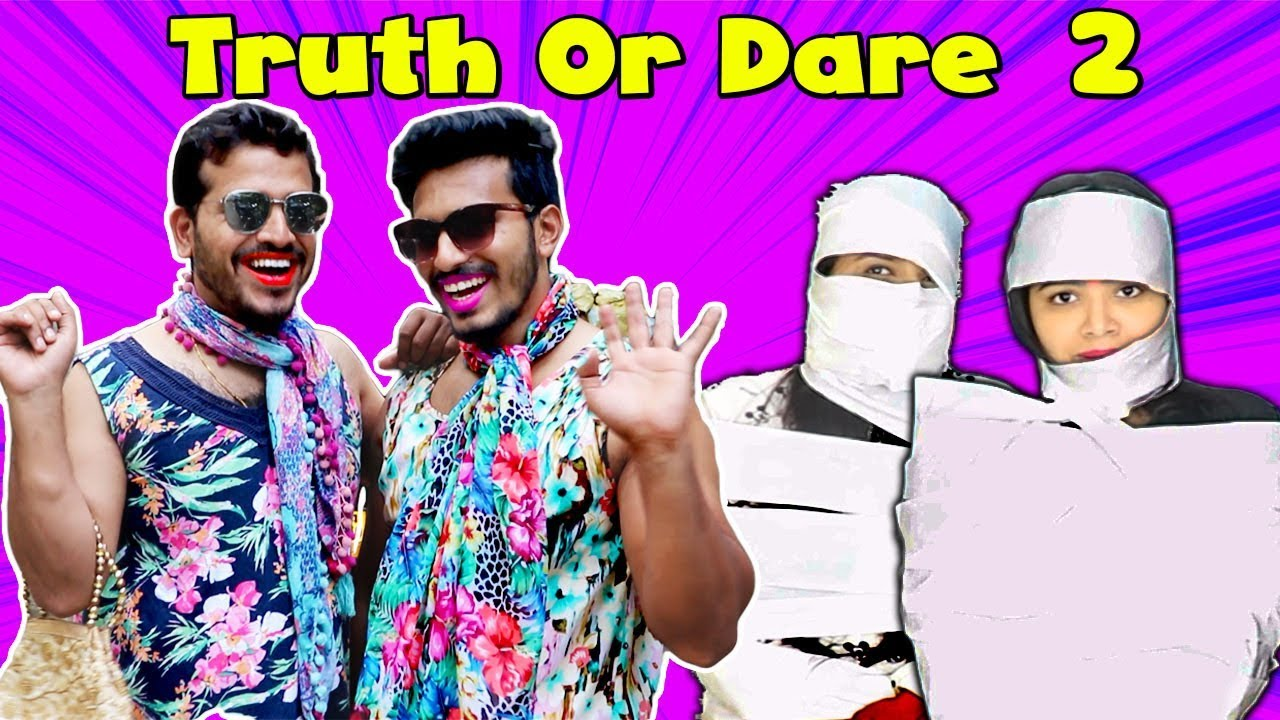 Download Truth And Dare Challenge Part-2   Funny Truth Or Dare Challenge Part-2   Hungry Birds