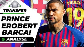 Kevin-Prince Boateng zu Barca! Transfer Top oder Flop?!