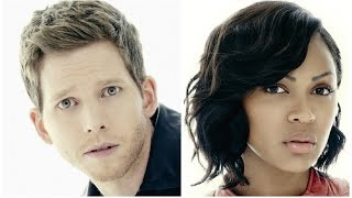 Stark Sands & Meagan Good Interview - Minority Report (FOX)