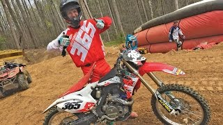 365 - Brett Cue Crashes PastranaLand