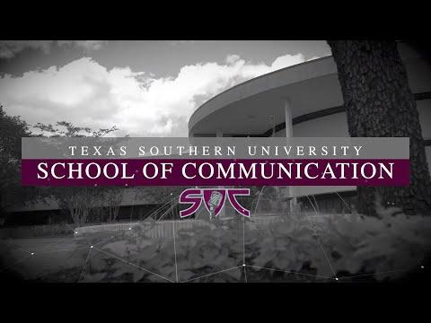 Texas Southern University - School Of Communication