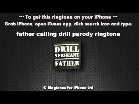Father Calling Drill Sergeant Ringtone