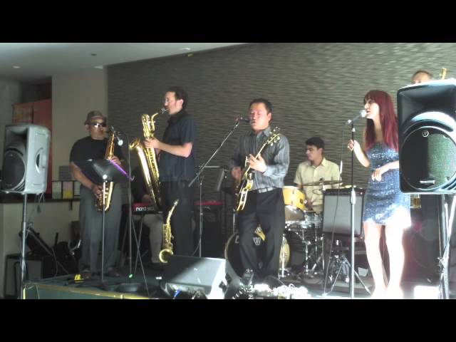Big Blu Soul Revue - If You Want Me to Stay - Live at Yoshi's San Francisco 07.06.14