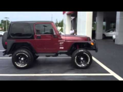 2002 jeep wrangler sport review youtube. Black Bedroom Furniture Sets. Home Design Ideas