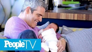 Andy Cohen Explains His Decision To Become A Single Parent | PeopleTV | Entertainment Weekly