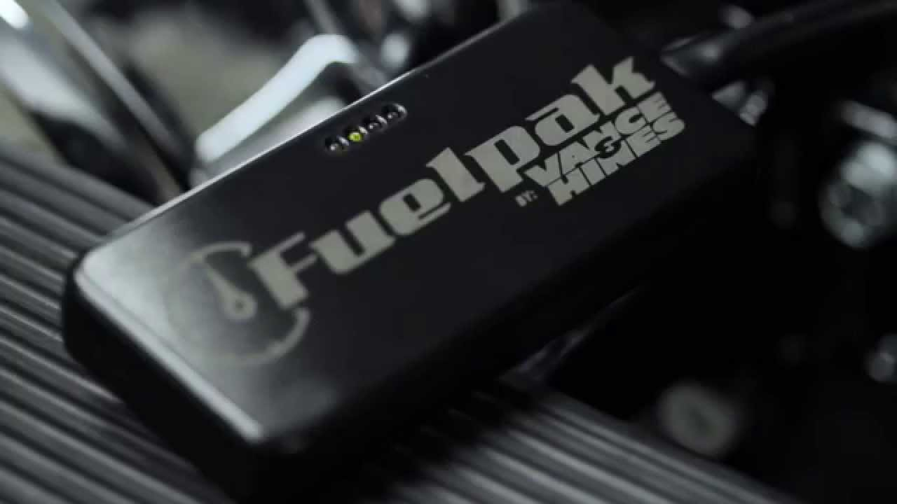 Vance & Hines FuelPak FP3 Advance Features Explained