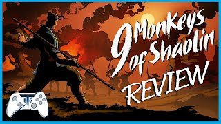 9 Monkey of Shaolin Review - HIIIIYAAAA! (Video Game Video Review)