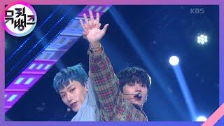 Eternal Sunshine - ATEEZ [뮤직뱅크/Music Bank]   KBS 211008 방송
