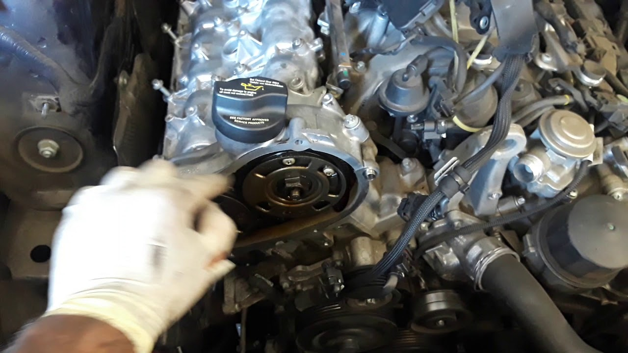 How to fix the codes on Mercedes p0016 and p0017 part1