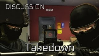 Terribly Dissapointed in Takedown: Red Sabre