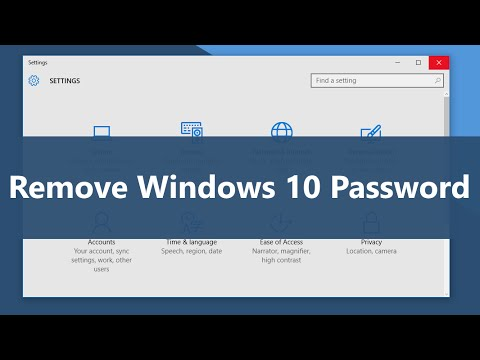 how-to-remove-windows-10-password