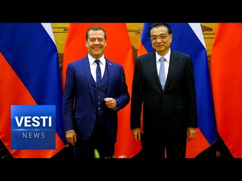 Trade Begins to Flow - Russia-China Partnership Throws Huge Wrench in US Plan for World Government!