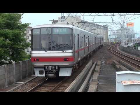 名鉄津島駅(愛知県津島市)の様子