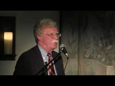Amb. John Bolton: Political Islam's global threats US' next Prez must confront- @A.F.A.
