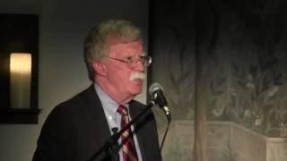 Amb. John Bolton: Political Islam's global threats US' next Prez must confront- @A.F.A.
