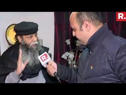 Suraj Pal Amu Threatens Republic TV Reporter