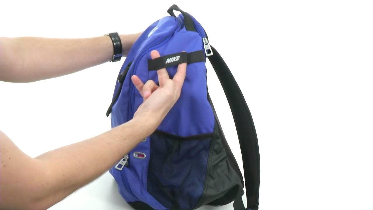 Nike Baseball Backpack SKU  7881158 - YouTube eaeff2a692c3f