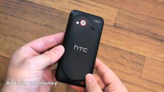 DROID Incredible 4G LTE Unboxing