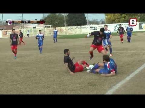 Deportivo y Cultural Serrano Vs Deportivo Club Independencia primer partido HD