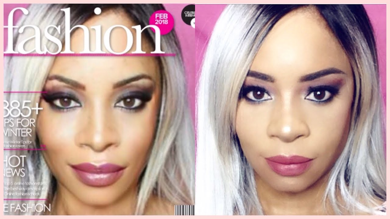 HOW TO FACE APP MAKEUP TUTORIAL! NO FACE APP NEEDED!