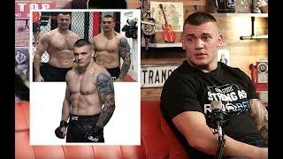 Darko Stošić otkrio koliko trenutačno ima kila i koliko će imati u drugom UFC nastupu