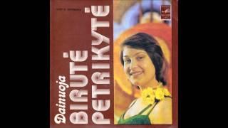 Birutė Petrikytė - Aš ilgiuosi tavęs