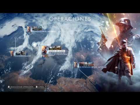 Battlefield 1 Modo Operaciones Asalto Al Salón en Equipo