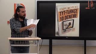 KADİR GÜMÜŞ - YKS-TYT Türkçe 10 Deneme  (2019) / Tanıtım