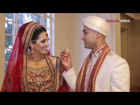 Rasel & Nosheen Nikkah Highlights | Asian Wedding Video